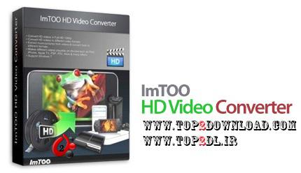 نرم افزار تبدیل فرمت های ویدئویی به یکدیگر - ImTOO HD Video Converter v7.6.0.20121027