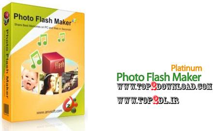 ساخت اسلایدشوهای فلش Photo Flash Maker Platinum 5.50