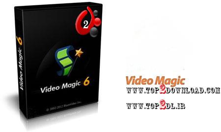 تبدیل فرمت و ویرایش ویدیوها Blaze Video Magic Pro 6.0.0.9
