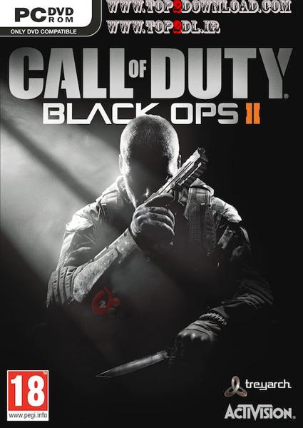 دانلود بازی Call of Duty Black Ops II 2012 برای PC