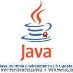 نرم افزار اجرای فایلهای جاوا Java Runtime Environment v7.0 Update 9