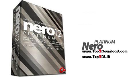 قدرتمندترین نرم افزار رایت و ابزار مالتی مدیا Nero 12 Platinum 12.0.02000