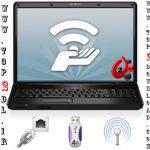 تبدیل لپ تاپ به مودم وایرلس Connectify Pro 3.7.0.25374