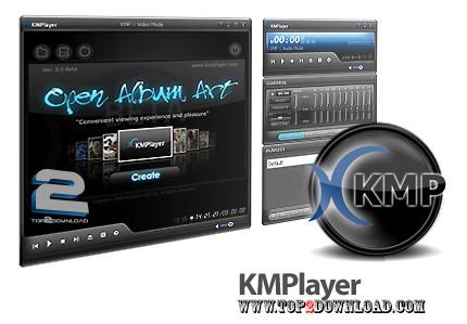 دانلود KMPlayer v3.4.0.55 - نرم افزار پخش فايل های صوتی و تصويری