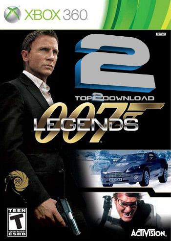 دانلود بازی James Bond 007 Legends 2012 برای PS3