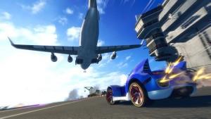دانلود بازی Sonic & All Star Racing Transformed برای PS3