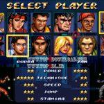 دانلود بازی شورش در شهر ۵ سگا Streets Of Rage Remake 5 برای PC