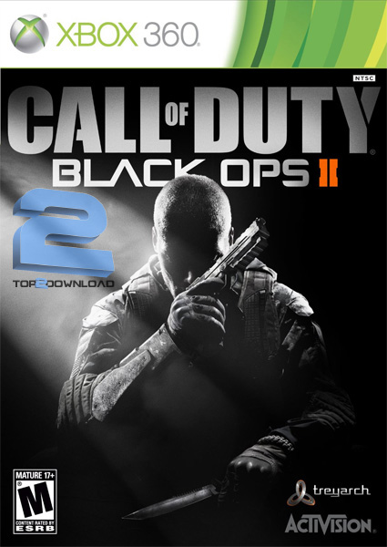 Call of Duty Black Ops II 2012 | تاپ 2 دانلود