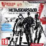 دانلود بازی Metal Gear Solid 4 Guns of the Patriots 25th Anniversary برای PS3