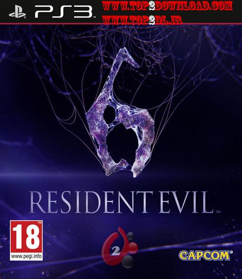 Resident Evil 6 | تاپ 2 دانلود