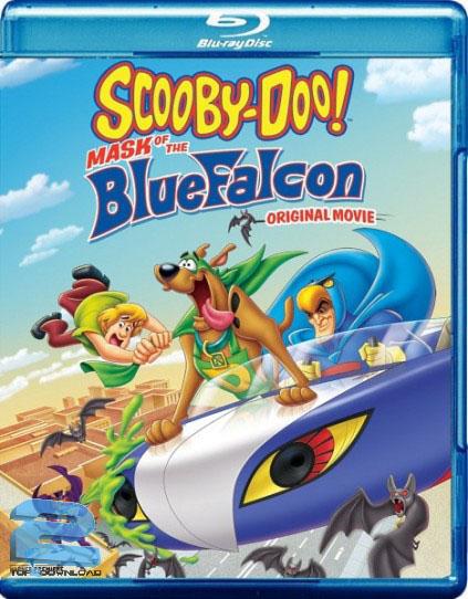 دانلود انیمیشن اسکوبی دوو Scooby Doo Mask Of The Blue Falcon 2012