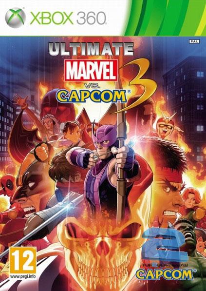دانلود بازی Ultimate Marvel vs Capcom 3 برای XBOX360