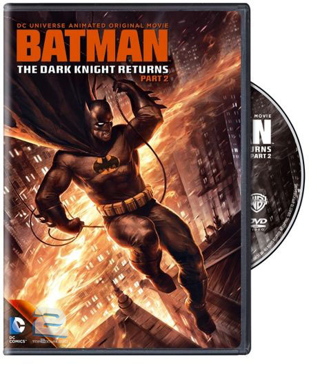دانلود انیمیشن Batman The Dark Knight Returns Part 2 2013