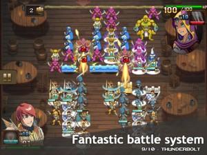 دانلود بازی Might and Magic Clash of Heroes برای ایفون