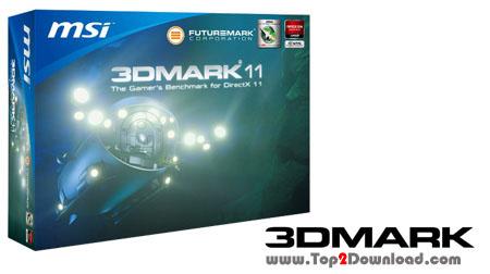 دانلود نرم افزار تست کارآیی کارت گرافیک 3DMark 11 Pro v1.0.2