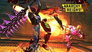 دانلود بازی Anarchy Reigns برای PS3