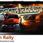 دانلود بازی رالی مرگ Death Rally v1.1.4 برای آندروید