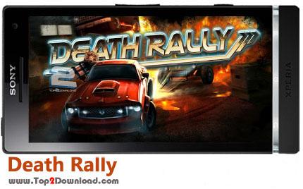 ... بازی رالی مرگ Death Rally v1.1.4 برای آندروید