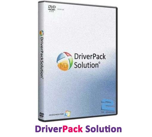 نرم افزار شناسایی و نصب خود کار درایورها DriverPack Solution 12.3