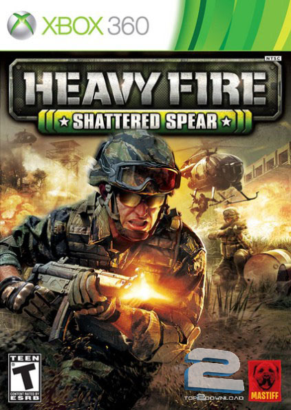 Heavy Fire Shattered Spear   تاپ 2 دانلود