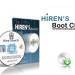 دانلود سی دی راه انداز جادویی Hirens BootCD v15.2