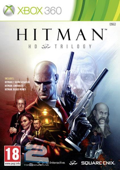دانلود بازی Hitman HD Trilogy برای XBOX360