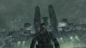 دانلود بازی METAL GEAR SOLID 2 Sons of Liberty HD برای PS3