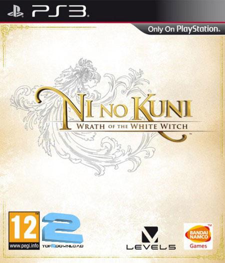 Ni no Kuni Wrath of the White Witch | تاپ 2 دانلود