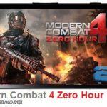 دانلود بازی Modern Combat 4 Zero Hour برای اندروید