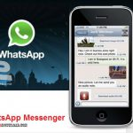 دانلود برنامه مسنجر WhatsApp Messenger V2.8.7 برای آیفون