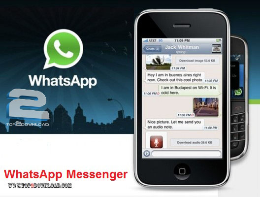 WhatsApp Messenger V2.8.7
