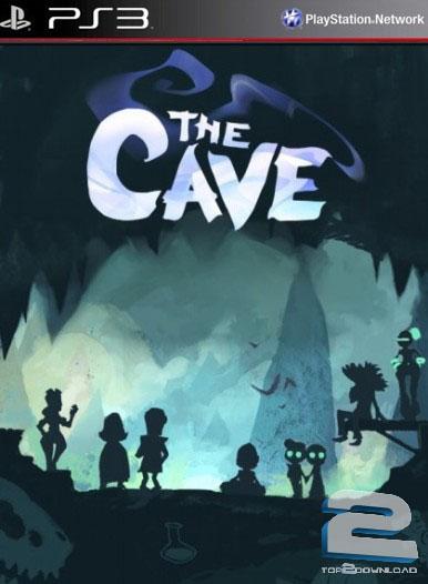 دانلود بازی The Cave برای PS3