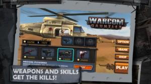 دانلود بازی WarCom Gauntlet برای آیفون