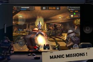 دانلود بازی WarCorps Genesis برای ایفون