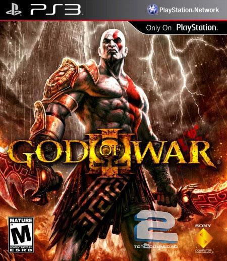 God Of War 3 | تاپ 2 دانلود