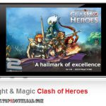 دانلود بازی Might and Magic Clash of Heroes برای ایفون