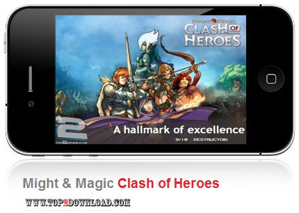 Might and Magic Clash of Heroes