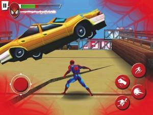 دانلود بازی SpiderMan Total Mayhem HD برای اندروید