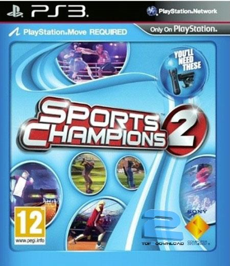 دانلود بازی Sports Champions 2 برای PS3