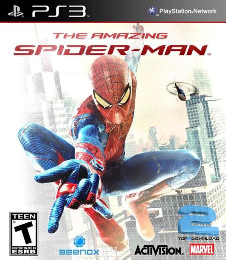 The Amazing Spiderman | تاپ 2 دانلود