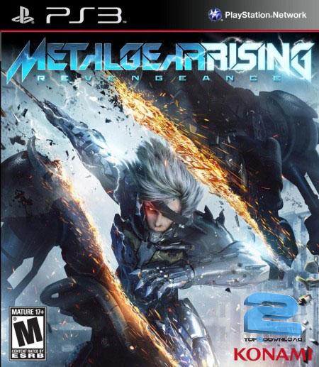 Metal Gear Rising Revengeance | تاپ 2 دانلود