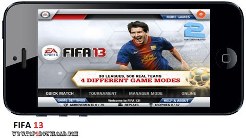 FIFA 13 v 1.0.5
