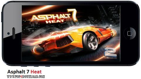 Asphalt 7 Heat v1.0.7