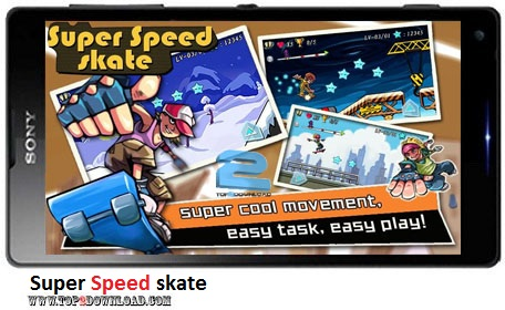 Super Speed skate v1.0.1