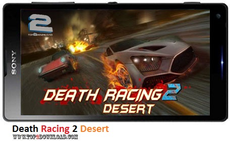 Death Racing 2 Desert v1.01