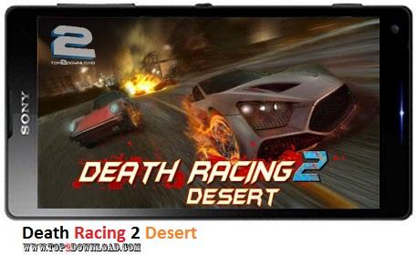 Death Racing 2 Desert v1.01