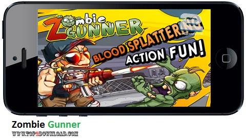 دانلود بازی Zombie Gunner v1.0.2 برای آیفون