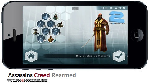 Assassins Creed Rearmed v3.0.2