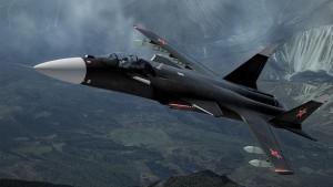 دانلود نسخه کم حجم بازی Tom Clancys H.A.W.X 2 برای PC