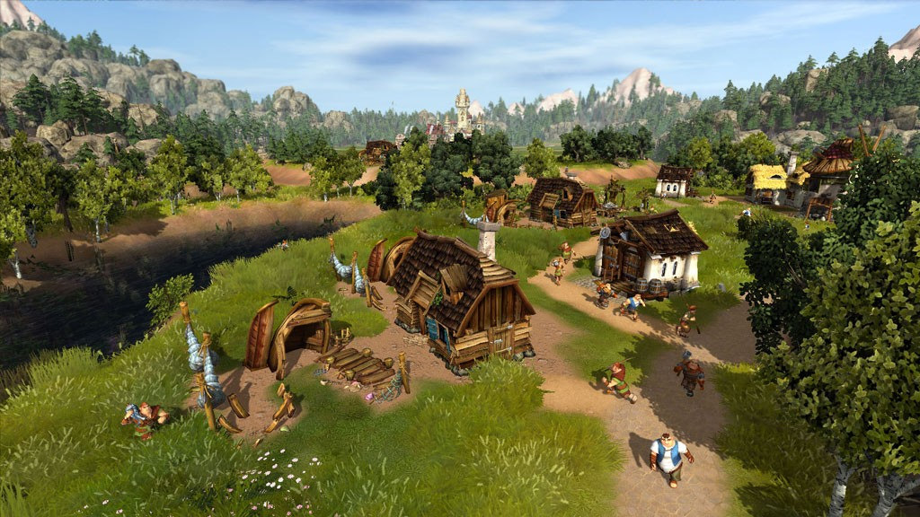 The Settlers 7: Paths to a Kingdom Pc Torrent Download
